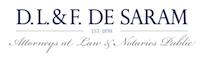 D.L. & F.  De Saram