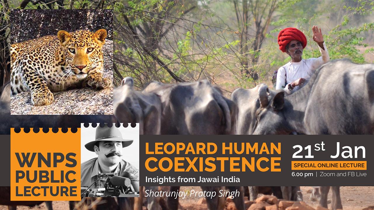 Leopard-Human Coexistence